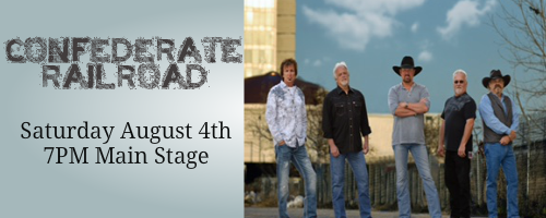 Meet and Greet with Confederate Railroad