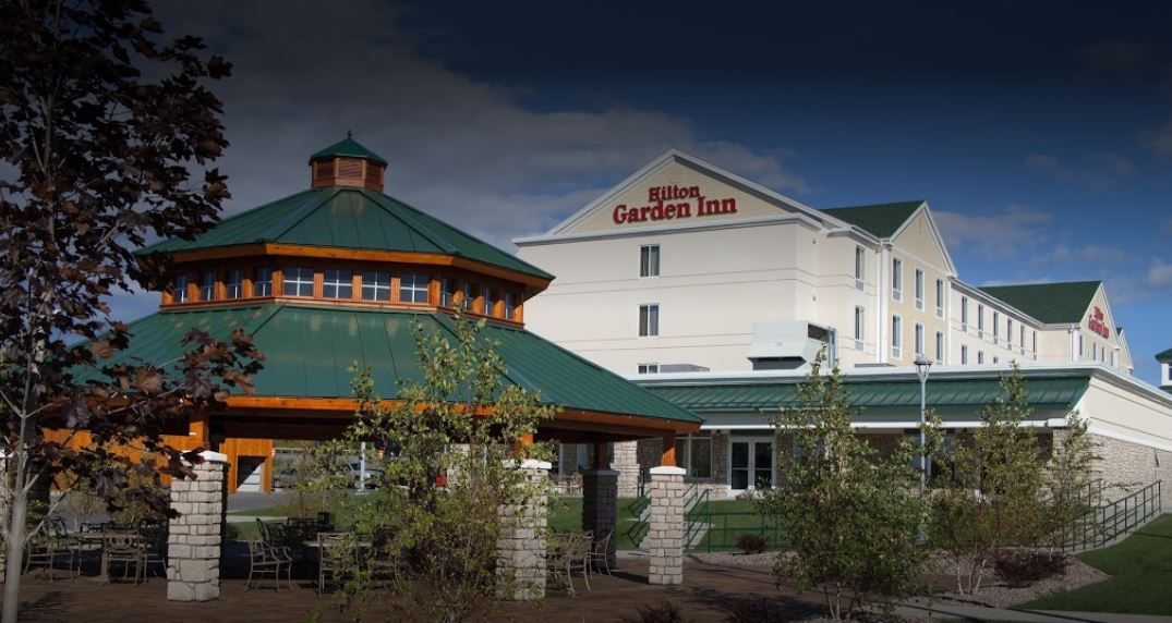 2 Night Stay at the Hilton Garden Inn Watertown